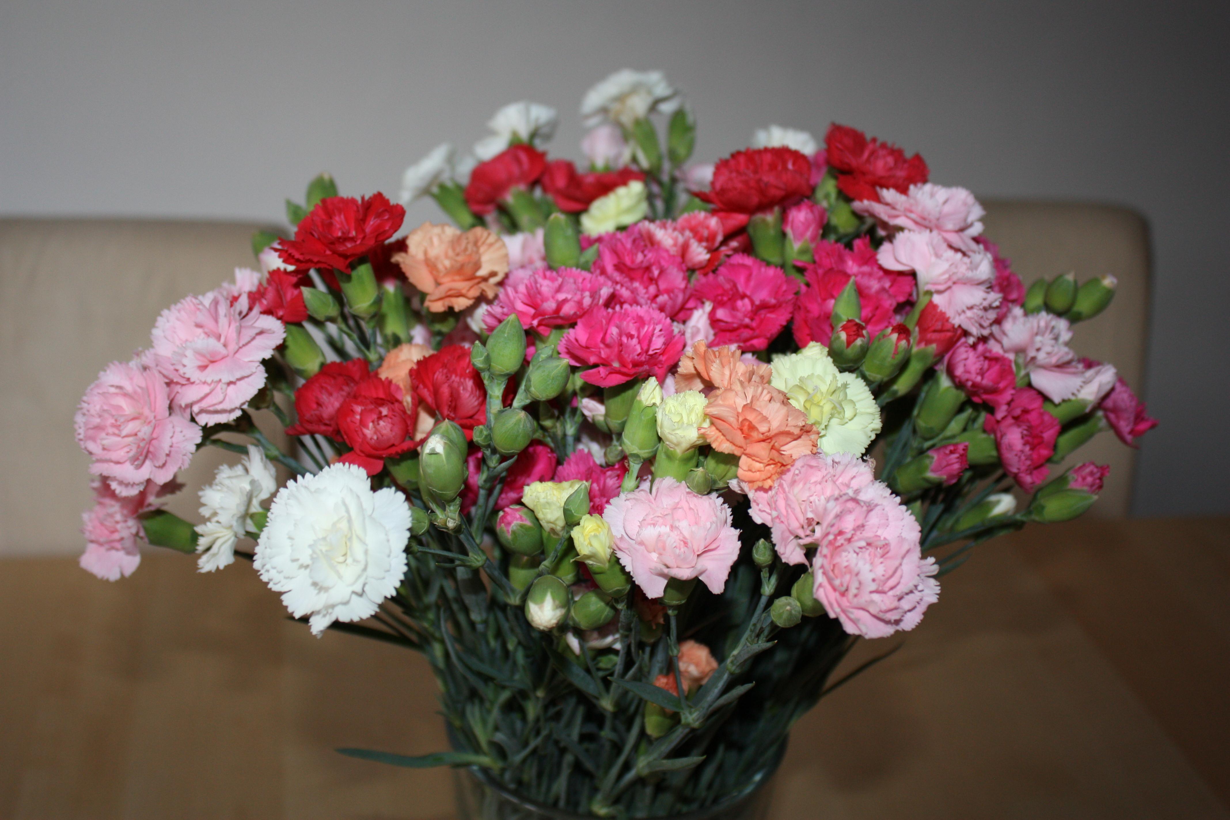 Le bonheur parfois c est simple comme un bouquet de fleurs for Bouquet de fleurs un